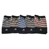 Celana pendek motif 2tone Adidas BAHAN ADEM / LEMBUT / 5 WARNA