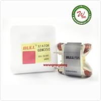 Stator BULL FOR GBM350 mesin bor besi 10mm BOSCH GBM 350
