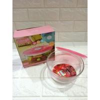 kotak makan kaca/ glass food