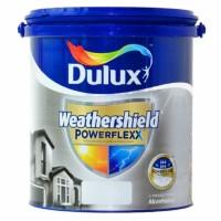 Cat exterior Dulux Weathershield Powerflex 2290 BRILLIANT WHITE 2,5 kg