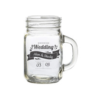 Gelas Drinking Jar Souvenir Custom