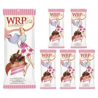 WRP Low Fat Milk Chocolate Bundling 60G - 6 Pcs