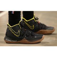 Sepatu Basket Nike Kyrie 5 Spongebob Black Premium Original