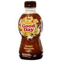 Good Day Funtastic Mocacinno Botol 250ml 250 ml Mocacino Dus Goodday