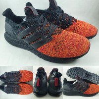 Sepatu Game of Thrones X Adidas Ultraboost House Targaryen Dragon Ball