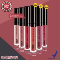 IMPLORA Urban Lip Cream Matte ORIGINAL LIPSTIK wanita bibir murah