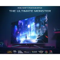 "ASUS ROG Swift PG65UQ 65"" Monitor 4K 144Hz 1ms G-SYNC Ultimate HDR1000"