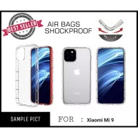XIAOMI MI9 / MI 9 EXPLORER SOFT CASE CLEAR AIRBAG SILIKON CASING COVER