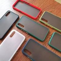 Samsung Note 8 Note 9 Case Doft Silicon Doft Hardcase Bumper Warna