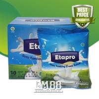 Susu Kambing Etawa Bubuk plus Propolis ETAPRO per Box isi 10 Sachet