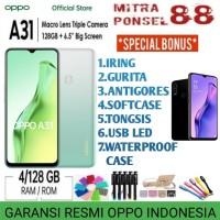 OPPO A31 RAM 4/128 GARANSI RESMI OPPO INDONESIA