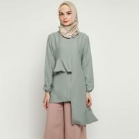 Baju Tunik Terbaru One Side - Emikoawa Baju Atasan Wanita Blouse