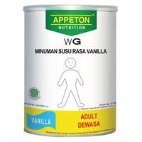 Susu Appeton Weight Gain Adult 450 gr - Vanilla