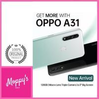 OPPO A31 2020 4GB/128GB Smartphone Garansi Resmi OPPO INODONESIA