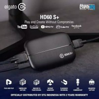 Elgato HD60S+ / HD60 S+ HDR10 Game Capture Card Stream and Record