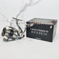 Twinpower 3000HGM Reel Shimano Twin power TP 3000 HGM