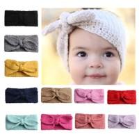 bandana impor model ikat untuk bayi anak headband bando