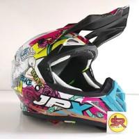 helm croos JPX
