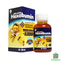 Walatra Hexabumin - Madu + Albumin Anak - Penambah Nafsu Makan