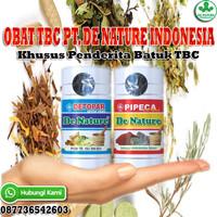 Obat Herbal PARU PARU BASAH, TBC, Sesak Napas, Batuk, Membersihkan