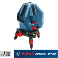 Bosch Laser Line Level / Laser Garis Waterpass 15Meter GLL 5-50 X