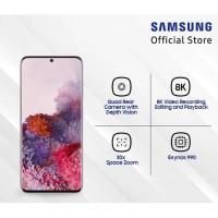 Samsung Galaxy S20 8GB/128GB - Garansi Resmi SEIN