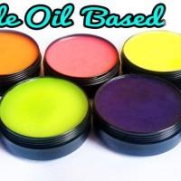 Dijual Pomade Oil Based 60 Gram Berat Non Label Polosan Baik
