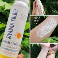 SIVANNA COLORS CACTUS CAREFREE UV PROTECTION SPRAY THAILAND 2020