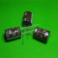 Kapasitor capasitor elco elko 33uf 400v original NIPPON CHEMICON