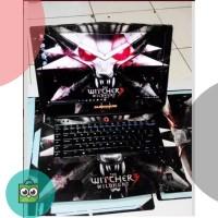 Garskin Laptop Alienware 15 motif wischer - Bisa Custom Motif