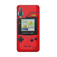Hard Case Casing Gameboy Color Pokebox For Samsung Galaxy A50S
