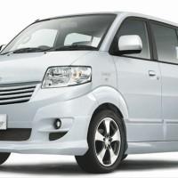 Exhaust Wrap APV Top SPEED Meningkat