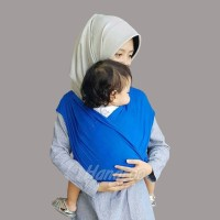 ZXC ~ Hanaroo Simple Wrap Gendongan Bayi Multifung