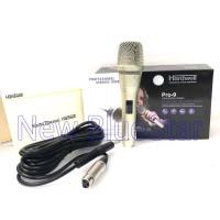 Microphone-Mic Kabel Hardwell PRO 9 Original Produk Bergaransi
