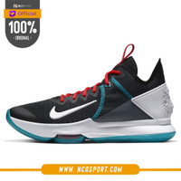 Sepatu Basket Nike Lebron Witness 4 EP Black Teal Original CD0188-005