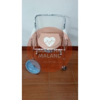 Commode Chair+RODA Kursi BAB