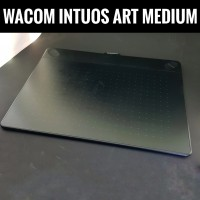 Wacom Intuos Art Medium drawing tablet CTH-690