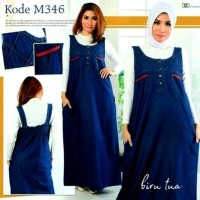 SALE ... Jeans Oveall Lily Dress M346