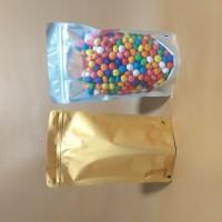 kemasan pouch tranmetz emas 250gr+zipper