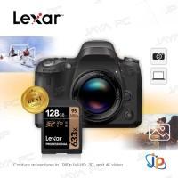Lexar Professional 633X SDHC/ SDXC UHS-1 128GB - 128 GB Memory Card