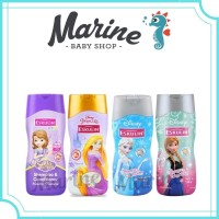 Eskulin Kids Shampoo & conditioner anak princess 200 ML