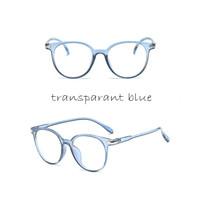 KUKE 9248 Kacamata Fashion Transparan Frame Wanita/Laki-Laki