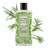 Love Beauty and Planet - Body Wash - Pure Positive Tea Tree (400ml)