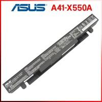 BATERAI ORIGINAL ASUS X450 X450C X450CA X450V X452 A41-X550 A41-X550A
