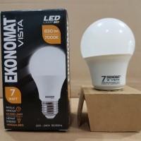 Lampu LED ekonomat Vista 7 Watt / lampu LED /lampu ekonomat /7watt