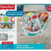 Fisher Price Kck 'n Play Musical Bouncer