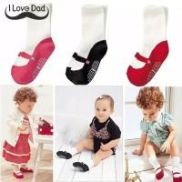 Kaos Kaki Anak Bayi Perempuan Motif Sepatu - Girl Socks