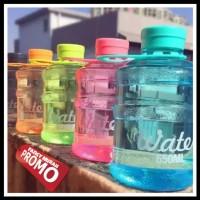 (PROMO) Botol Minum Galon Mini Water 650 ml
