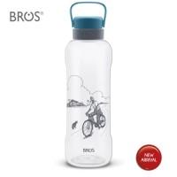 BROS Botol Minum Keluarga / Sport / Capa Roam (2000ml)