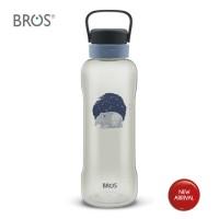 BROS Botol Minum Keluarga / Sport / Capa Walk In Moonlight (1500ml)
